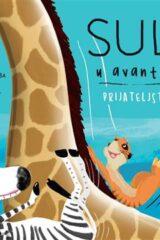 Naslovnica knjige: Suli u avanturi – prijateljstvo