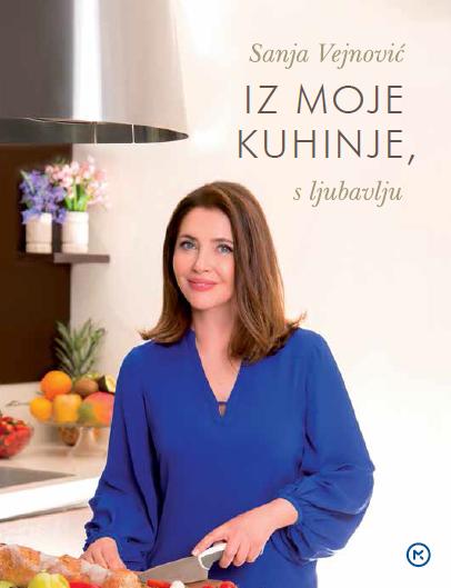 Iz moje kuhinje, s ljubavlju - Knjige | Mozaik knjiga