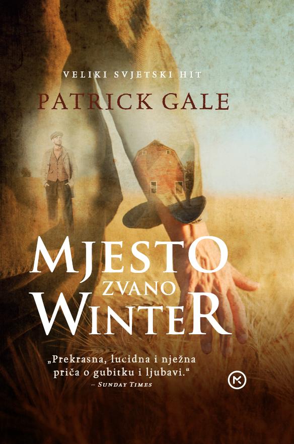 Naslovnica knjige: Mjesto zvano Winter