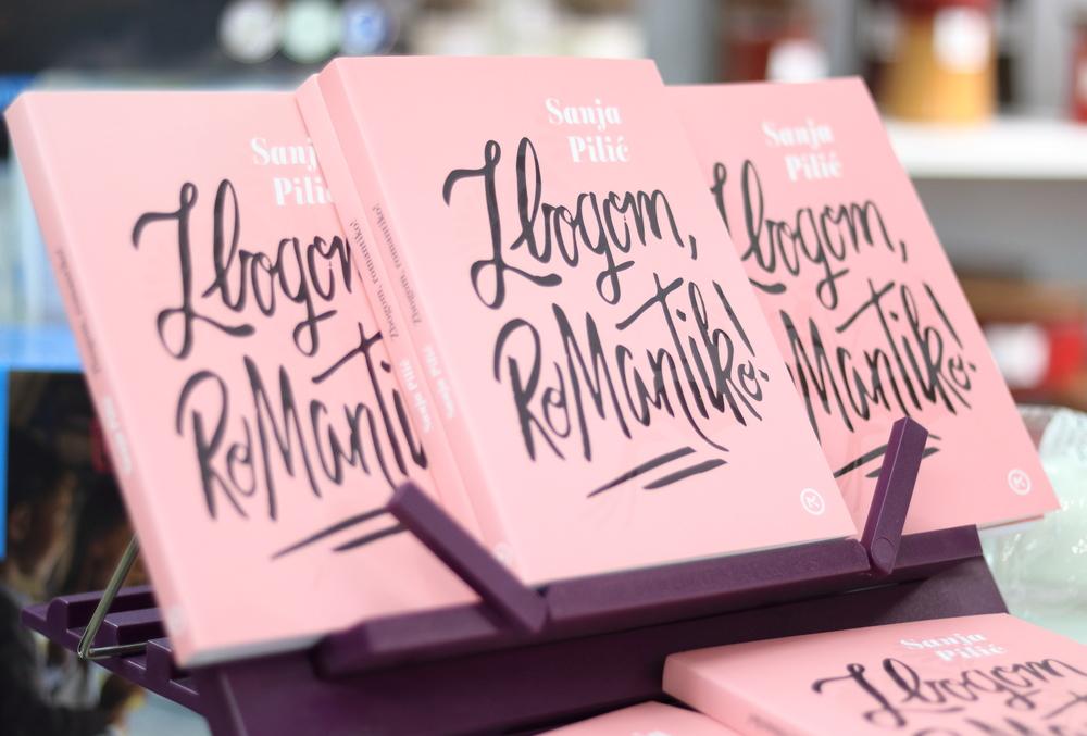 Zbogom, romantiko! je knjiga koja se ima za sebe, posuđuje nikom, a daruje svakom - fotka