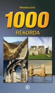 Naslovnica knjige: 1000 REKORDA