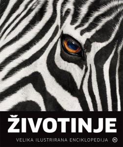 Naslovnica knjige: Životinje-velika ilustrirana enciklopedija