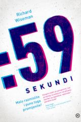 Naslovnica knjige: 59 SEKUNDI