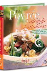 Naslovnica knjige: Povrće za zdravlje i vitalnost