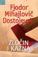 Naslovnica knjige: ZLOČIN I KAZNA
