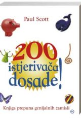 Naslovnica knjige: 200 ISTJERIVAČA DOSADE