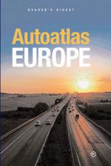Naslovnica knjige: AUTOATLAS EUROPE
