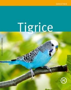 Naslovnica knjige: TIGRICE