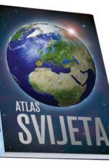 Naslovnica knjige: ATLAS SVIJETA