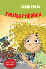 Naslovnica knjige: PETRICA PRIČALICA