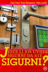 Naslovnica knjige: JESTE LI JOŠ UVIJEK SIGURNI DA STE SIGURNI?