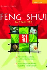 Naslovnica knjige: FENG SHUI ZA SVAKI VRT