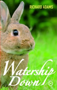 Naslovnica knjige: WATERSHIP DOWN