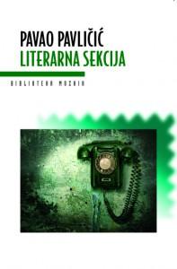 Naslovnica knjige: LITERARNA SEKCIJA