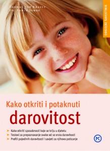 Naslovnica knjige: KAKO OTKRITI I POTAKNUTI DAROVITOST