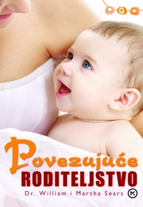 Naslovnica knjige: POVEZUJUĆE RODITELJSTVO