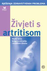 Naslovnica knjige: ŽIVJETI S ARTRITISOM