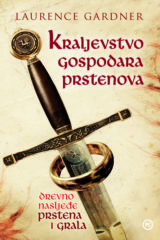 Naslovnica knjige: KRALJEVSTVO GOSPODARA PRSTENOVA