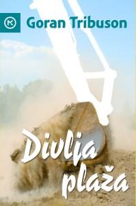 Naslovnica knjige: DIVLJA PLAŽA