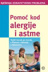 Naslovnica knjige: POMOĆ KOD ALERGIJE I ASTME