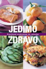 Naslovnica knjige: JEDIMO ZDRAVO