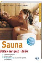 Naslovnica knjige: SAUNA