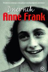 Naslovnica knjige: Dnevnik Anne Frank
