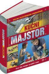 Naslovnica knjige: KUĆNI MAJSTOR-VELIKI ILUSTRIRANI PRIRUČNIK