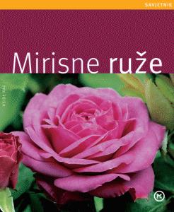 Naslovnica knjige: MIRISNE RUŽE