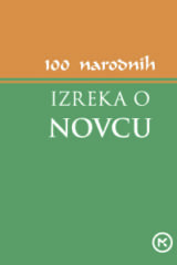 Naslovnica knjige: 100 NARODNIH IZREKA O NOVCU