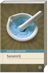 Naslovnica knjige: SANATORIJ