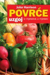 Naslovnica knjige: POVRĆE – UZGOJ IZ MJESECA U MJESEC