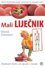 Naslovnica knjige: MALI LIJEČNIK