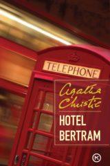 Naslovnica knjige: HOTEL BERTRAM