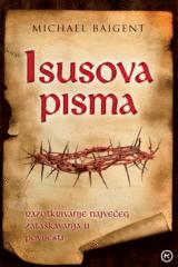 Naslovnica knjige: ISUSOVA PISMA
