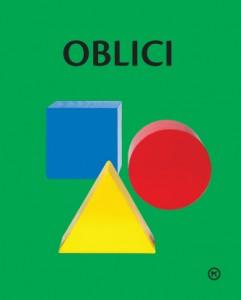 Naslovnica knjige: OBLICI
