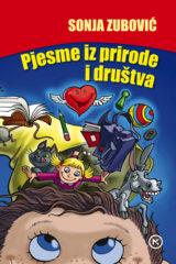 Naslovnica knjige: PJESME IZ PRIRODE I DRUŠTVA