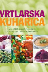 Naslovnica knjige: VRTLARSKA KUHARICA