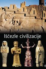 Naslovnica knjige: IŠČEZLE CIVILIZACIJE