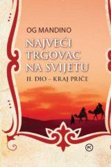 Naslovnica knjige: NAJVEĆI TRGOVAC NA SVIJETU – II. DIO