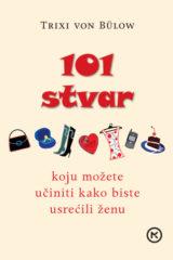 Naslovnica knjige: 101 stvar koju možete učiniti kako biste usrećili ženu