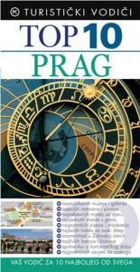 Naslovnica knjige: TOP 10 PRAG