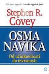 Naslovnica knjige: OSMA NAVIKA