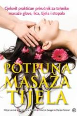 Naslovnica knjige: POTPUNA MASAŽA TIJELA