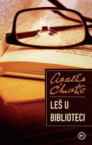 Naslovnica knjige: LEŠ U BIBLIOTECI