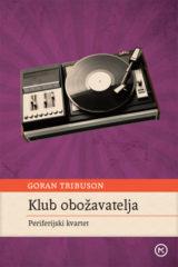 Naslovnica knjige: KLUB OBOŽAVATELJA