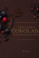 Naslovnica knjige: Vrhunska čokolada