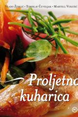 Naslovnica knjige: PROLJETNA KUHARICA