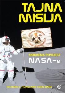 Naslovnica knjige: Tajna misija
