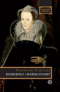 Naslovnica knjige: RAZBOJNICI I MARIJA STUART